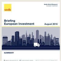 European Investment Briefing - August 2016