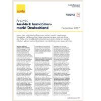 Ausblick Immobilienmarkt Deutschland