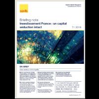 Briefing Note: Investissement France - Un capital séduction intact