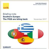 Briefing Note: Southern Europe
