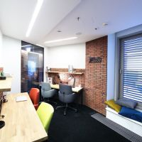 Flexible workplaces in Poland