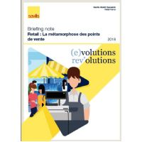 Briefing Note Retail : La métamorphose des points de vente - (e) volutions rev