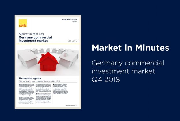 Market in Minutes Germany commercial investment market Q4 2018