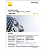 Commercial property market Germany