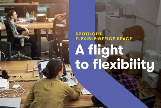Spotlight: Flexible office space