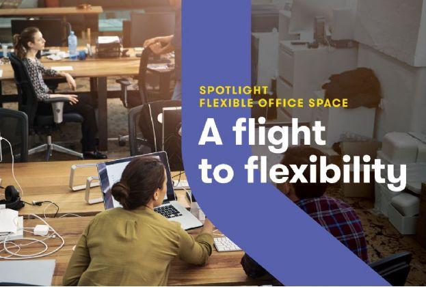 Spotlight: Flexibele kantoorruimte
