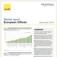 European Office Markets December 2016
