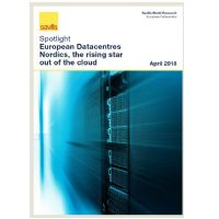 Spotlight - European Datacentres - Nordics, the rising star out of the cloud