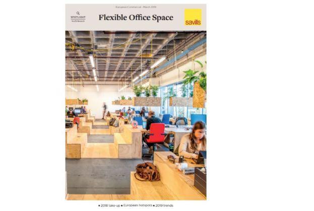 Spotlight: Flexible office space