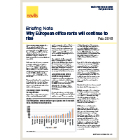 Briefing Note: European Offices – February 2018