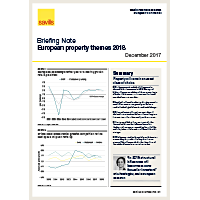 Briefing Note - European Property Themes 2018