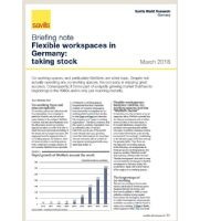 Briefing note Flexible workspaces in Germany: taking stock