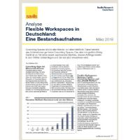 Flexible Workspaces in Deutschland - Eine Bestandsaufnahme