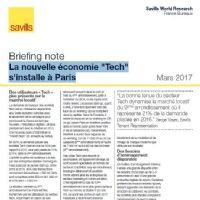 """La nouvelle économie """"Tech"""""""
