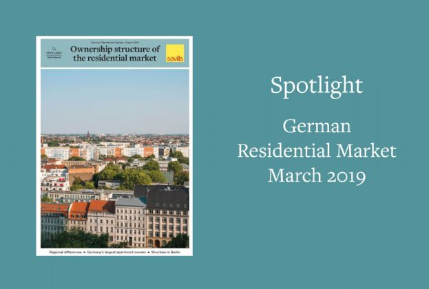 Spotlight: Ownership structure of  the residential market