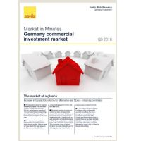 Market in Minutes Germany commercial investment market Q3 2016