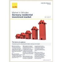 Market in Minutes Germany residential investment market Q1 2017