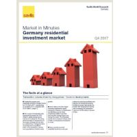 Market in Minutes Germany residential investment market Q4 2017
