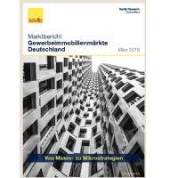 Marktbericht Gewerbeimmobilienmärkte Deutschland März 2018