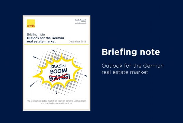 Outlook for the German real estate market