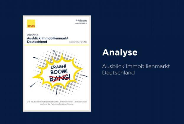 Analyse Ausblick Immobilienmarkt Deutschland