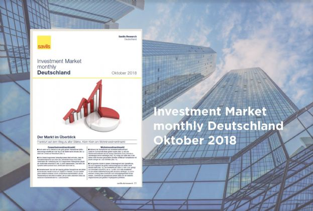 Investment Market monthly - Oktober 2018