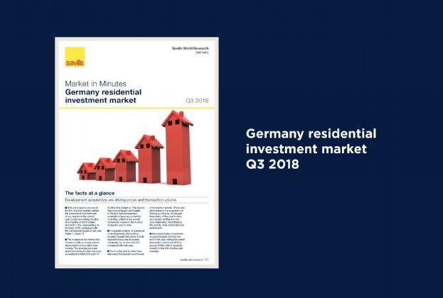Market in Minutes Germany residential investment market Q3 2018