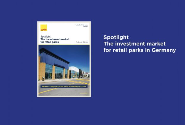 Spotlight: The investment market for retail parks in Germany