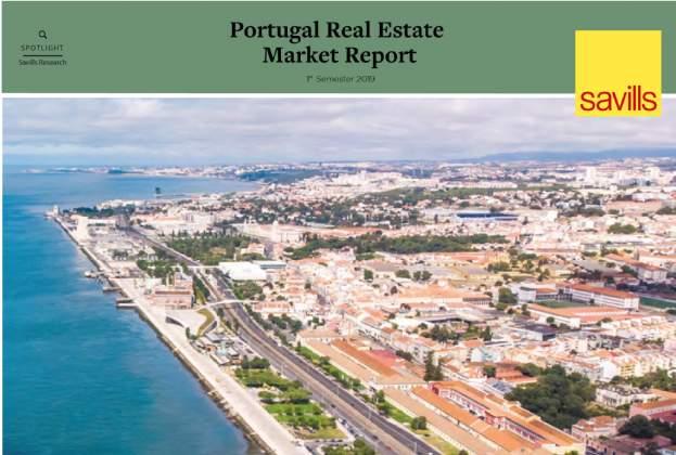 Savills Relatório Mercado Imobiliário - 1º semestre 2019