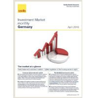 Investment Market monthly Germany - April 2018