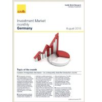 Investment Market monthly - August 2016