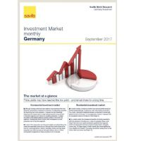 Investment Market monthly Germany - September 2017
