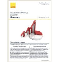 Investment Market monthly Germany - December 2017