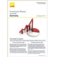 Investment Market monthly Germany - October 2017