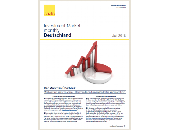 Investment Market monthly - Juli 2018
