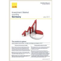 Investment Market monthly Germany - July 2017