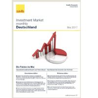 Investment Market monthly - Mai 2017