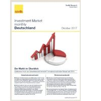 Investment Market monthly Germany - Oktober 2017