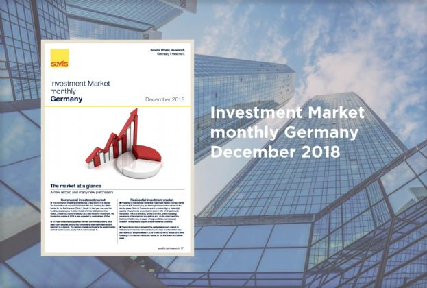 Investment Market monthly Germany - December 2018