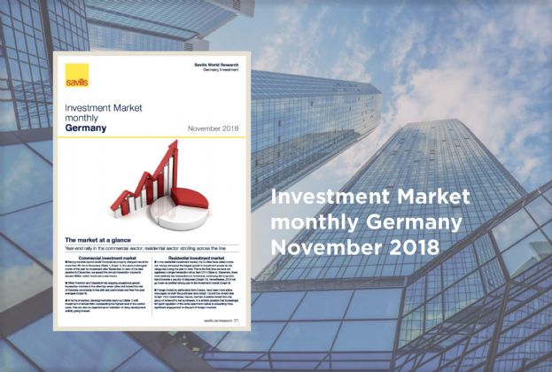 Investment Market monthly Germany - November 2018