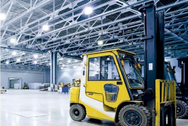 Mercado Industrial-Logístico 1T 2019