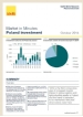 Poland Investment Market in Minutes October 2014