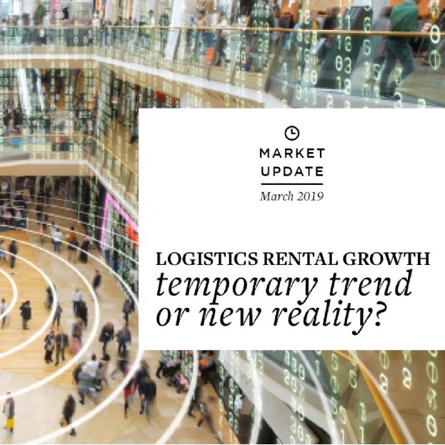 Logistics Market Update Q1 2019