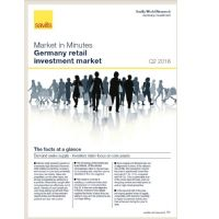 Market in Minutes Germany retail investment market Q2 2016
