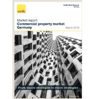 Commercial property market Germany March 2018