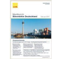 Büromarktbericht Deutschland 2016