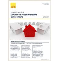 Marktüberblick Gewerbeinvestmentmarkt Deutschland Q4 2017