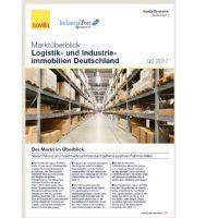 Marktüberblick Industrie- und Logistikmarkt Deutschland Q2 2017