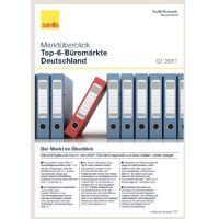 Marktüberblick Top-6-Büromärkte Deutschland Q1 2017