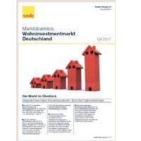Marktüberblick Wohninvestmentmarkt Deutschland Q4 2017